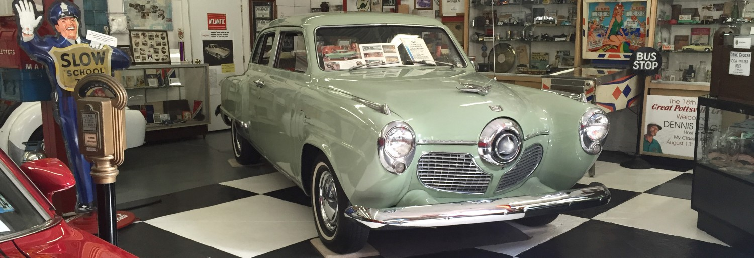 Jerry\'s Classic Cars & Collectibles Museum – The area\'s first ...